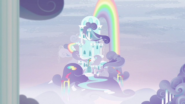 File:Rainbow Dash's cloudominium S6E7.png