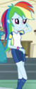 Rainbow Dash Wondercolt uniform ID EG3