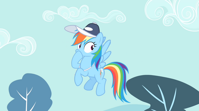 File:Rainbow Dash closes her mouth S4E05.png