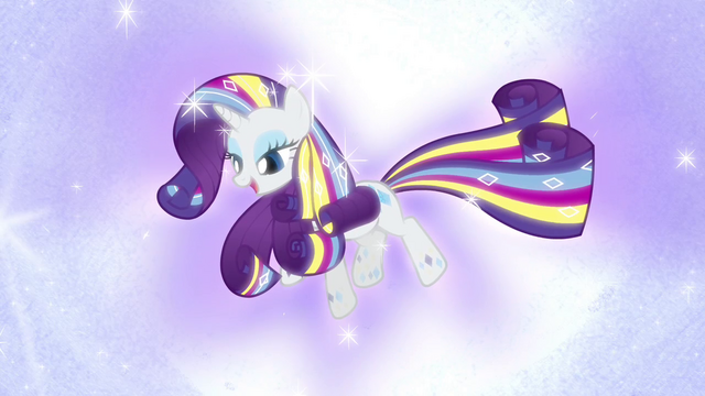 File:Rarity's Rainbow Power form S4E26.png