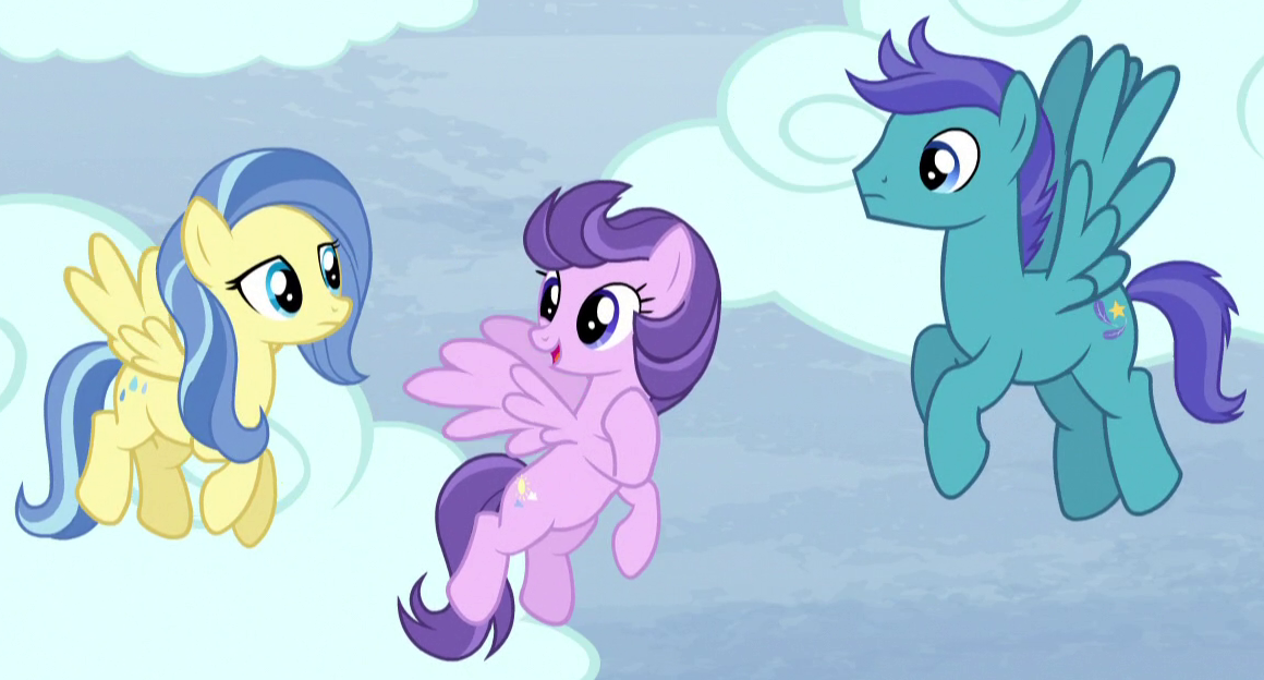 Image  Sunshower, Clear Skies, and Open Skies ID S5E5png  My Little Pony F # Sunshower Id_061250