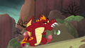 Garble sniffing Spike S6E5.png