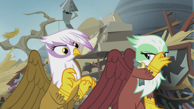 File:Greta moves her arm away from Gilda S5E8.png