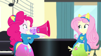 "Pinkie Pie ""you say 'Hands'!"" SS4"