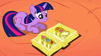 Twilight with the Elements of Harmony S2E02