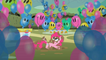 Balloons gathering around Pinkie S2E01.png