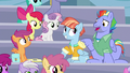 "Bow Hothoof ""you really know your Rainbow Dash history"" S7E7.png"