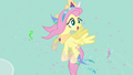 """Fluttershy """"the history of the Wonderbolts!"""" S4E21.png"""