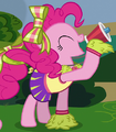 Pinkie Pie cheerleader ID S4E10.png