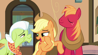 "Applejack ""don't want to make them jealous"" S4E09"
