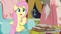 """Fluttershy """"are you feeling all right?"""" S7E12"""