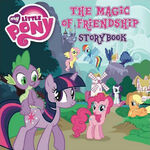 MLP The Magic of Friendship storybook cover