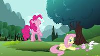 Pinkie Pie 'Fun.. is hard' S3E3