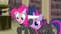 Pinkie Pie and Twilight concerned S2E20.png