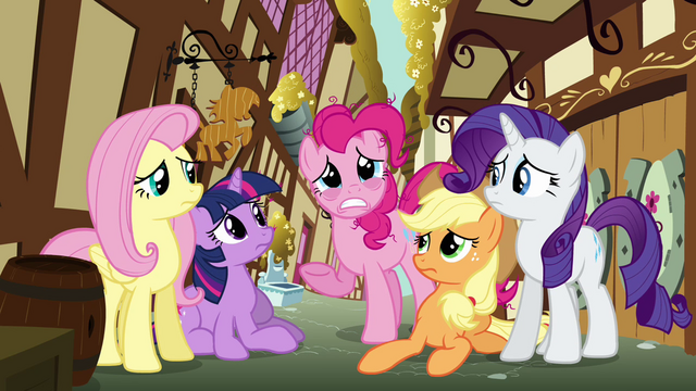 File:Pinkie Pie 'It's been three days already' S3E07.png