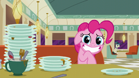 Pinkie Pie adorably embarrassed S6E9