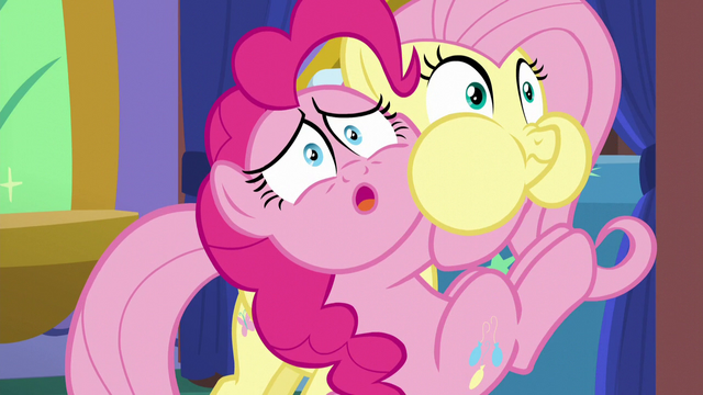 File:Pinkie hugs Fluttershy very hard S5E19.png