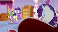 "Rarity ""since you dragged it out of me"" S6E22"