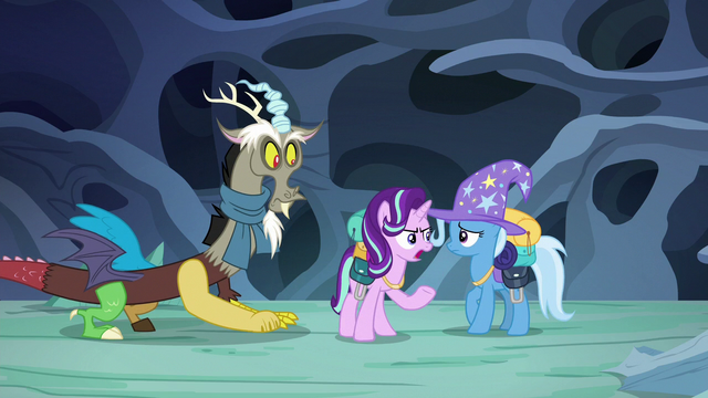 """File:Starlight Glimmer """"instead of bickering like foals!"""" S6E25.png"""
