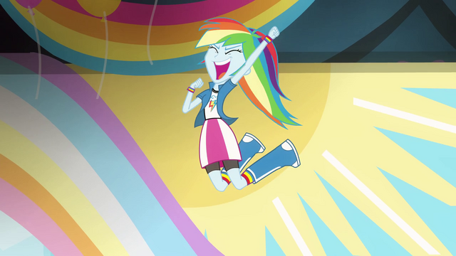 File:Rainbow Dash jumping up EG2.png