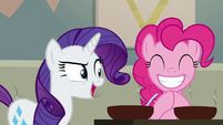 "Rarity ""make a lot of it!"" S6E12"