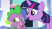 "Twilight Sparkle ""you're a celebrity here"" S6E16"