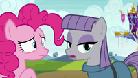 "Maud Pie ""you're my sister, it's different"" S7E4"