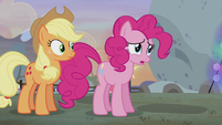 "Pinkie Pie ""I want to be one big family"" S5E20"