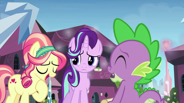 File:Crystal Pony 1 talking about Spike S6E1.png