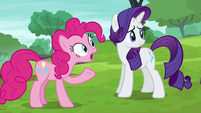 "Pinkie Pie ""are your hooves dirty?"" S6E3"