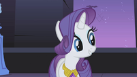 "Rarity ""so does yours"" S1E02"