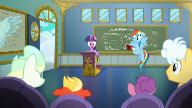 File:Twilight Sparkle greeting the students S6E24.png