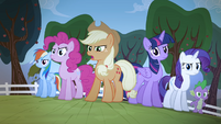 Applejack '...it's time that we attack!' S4E07