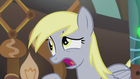 "Derpy ""instead of tomorrow's!"" S5E9"