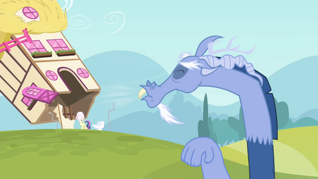 File:Discord sneezing onto a house S4E11.png