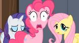 Pinkie Pie Shock S2E14