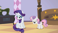 Rarity and Sweetie Belle are sad S2E05.png