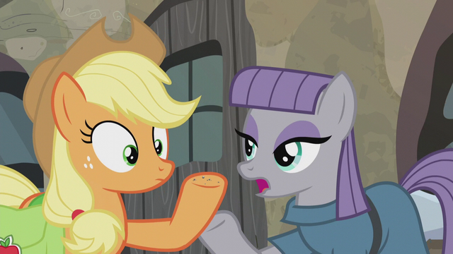 File:Maud notes extrusive andesite on AJ's hoof S5E20.png