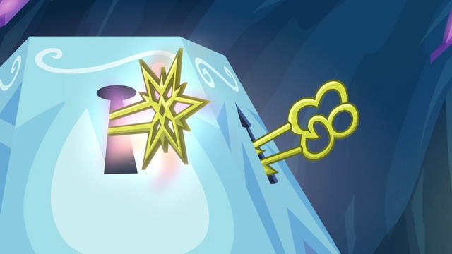 File:Twilight's key inserted into the keyhole S4E26.png