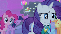 Rarity 'for every silly thing that was requested' S4E14