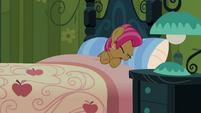 Babs sleeping S3E04