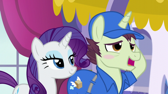 File:Mailpony blushes S5E15.png