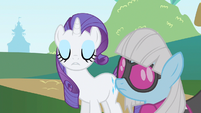 Rarity shine across S1E20