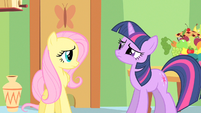 Twilight can't take it S1E20