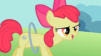 Apple Bloom 'ain't seen nothin' yet' S2E06
