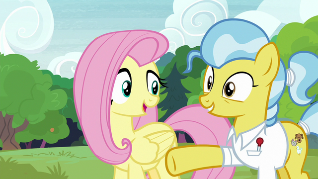 "File:Fluttershy ""you should have plenty of room"" S7E5.png"