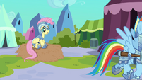 "Rainbow Dash ""I got a reputation to maintain"" S3E02"