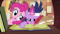 Twilight with Pinkie S2E20