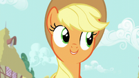 "Applejack ""you're right"" S6E10"