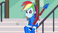 "Rainbow Dash ""got any extra"" EG3"